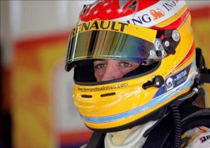 Alonso en el GP de Turquía (foto: laSexta)